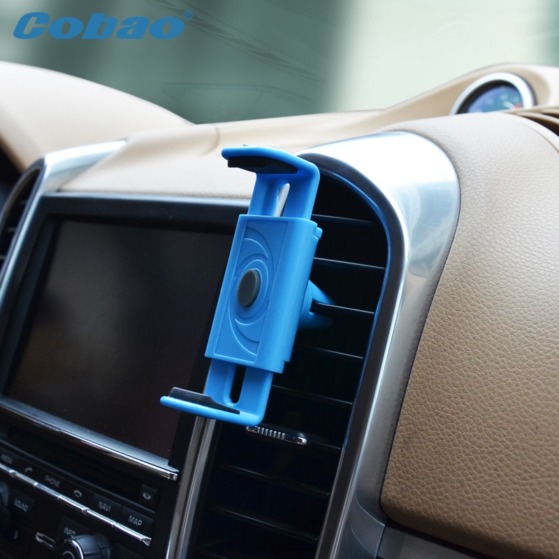 Universal Car Air conditioning vent Mobile Phone Holder Bracket for iPhone 4S 5 6 plus Samsung Galaxy S4 S5 S6 Note 3 4 GPS(China (Mainland))