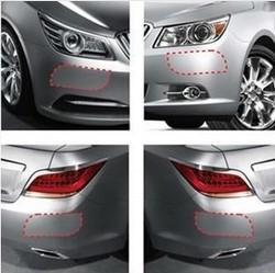 NEW Car Bumper Paint Protection Film Sticker Decals for Suzuki SX4 Jimmy Swift S-CROSS Grand Vitara Kizashi Pad Pasting 4pcs/set(China (Mainland))