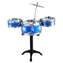 Jazz Drum Kids Early Education Toy Percussion Instrument Great Gift Children Kid's Toys Gift Musical Toy Musical Instruments(China (Mainland))