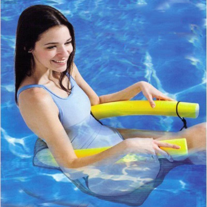 1PC Swimming Pool Floating Chair 6*150cm Pool Noodle Availbale In Assorted Bright Colors Pool Chair Pool Noodle Chair(China (Mainland))
