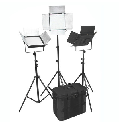 DHL free shipping 900 LED Studio Panel Light film broadcasting video lighting+free bag(China (Mainland))