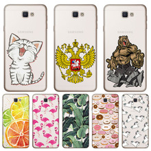 Buy Soft TPU Cases FOR Samsung Galaxy J7 Prime Colorful Printing Silicone Back Cover FOR Samsung J7 Prime On7 2016 Phone Case for $1.21 in AliExpress store