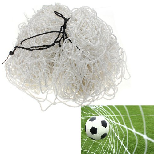 12 x 6ft 3.6x1.8m Full Size Football Soccer Nets Sport Training Team Match(China (Mainland))