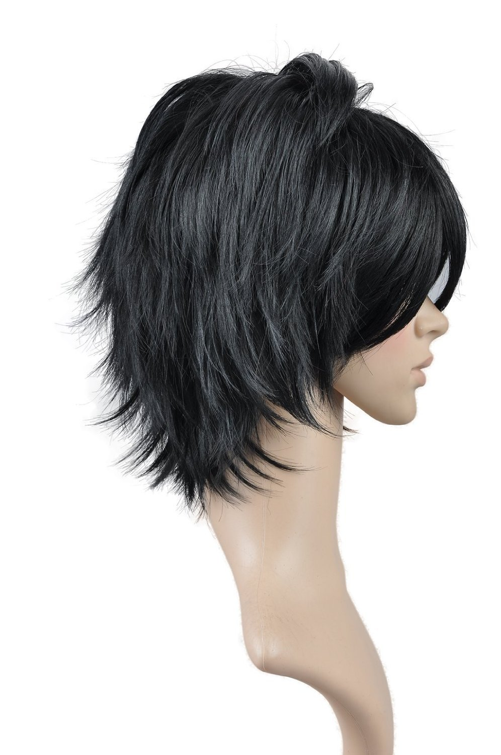 Death Note L Lawliet Anime  L Death Note Cosplay Wig