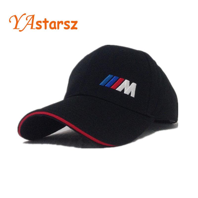 Men Fashion Cotton Car logo M performance Baseball Cap hat bmw M3 M5 3 5 7 X1 X3 X4 X5 X6 330i Z4 GT 760li E30 E34 E36 E38