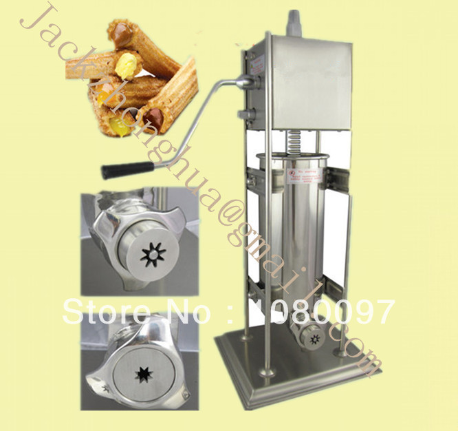 stainless steel 10L Spanish Churro machine(China (Mainland))