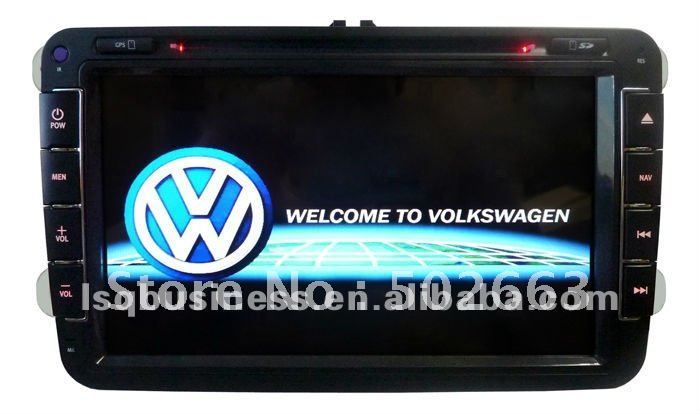 Golf6/Passat CC/Jetta/SEAT LEON car DVD player with GPS navi and 3G internet(China (Mainland))