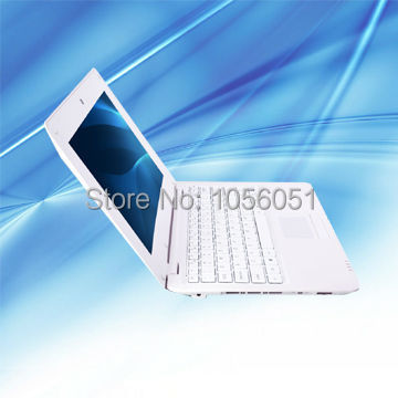 10.1 inch VIA WM8880 dual core ANDROID 4.2 cheap netbook mini 1.5GHZ Laptop with 3G moderm camera and WIFI(China (Mainland))