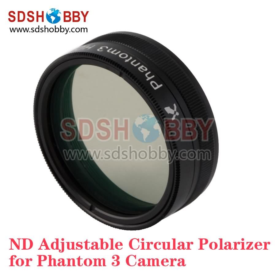 New Arrive High Quality Professional Adjustable ND Circular Polarizer for DJI Phantom 3 Camera <br><br>Aliexpress