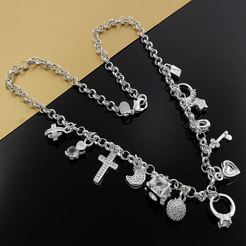 n021 promotion free shipping wholesale 925 silver