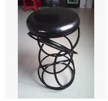 YoHere continental Iron simple stool bar stool fashion creative wrought iron bar stools rotating chair(China (Mainland))