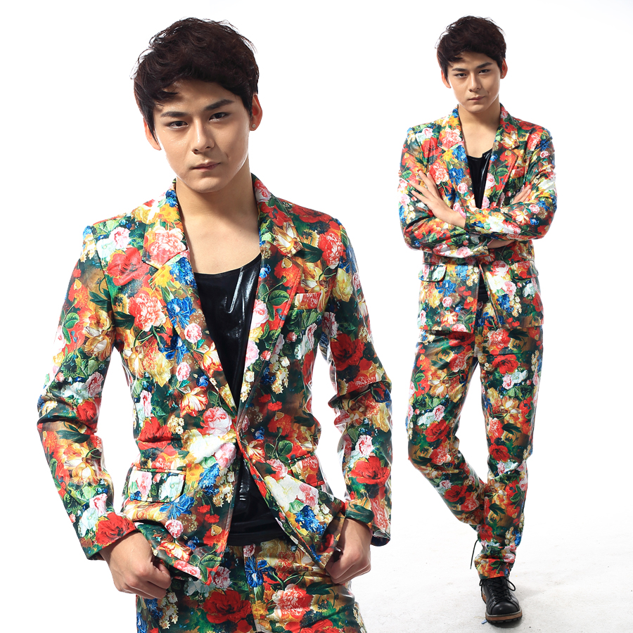 Free shipping !!! In the spring and autumn suit club DJ take suit stage costumes fashion male singer / S-XXLОдежда и ак�е��уары<br><br><br>Aliexpress