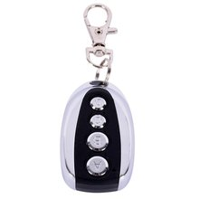 1PC Remote Control Cloning Gate for Garage Door Car Alarm Products Keychain