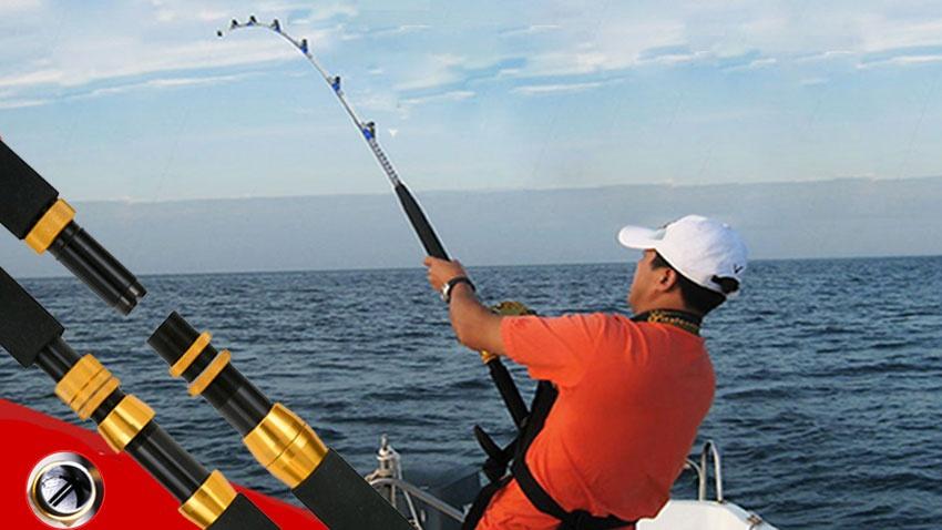 выбрать спиннинг для морской рыбалки