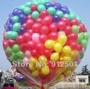 HOT SALE ~ Free shipping 1000pcs/lot wholesales 5 inch  water balloons   latex balloons  children toys