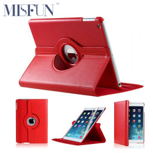For iPad 2 3 4 Smart Case 360 Degree Rotating Stand Retina Display PU Leather Cover for ipad Mini 1 2 3 Auto Sleep/Wake up(China (Mainland))