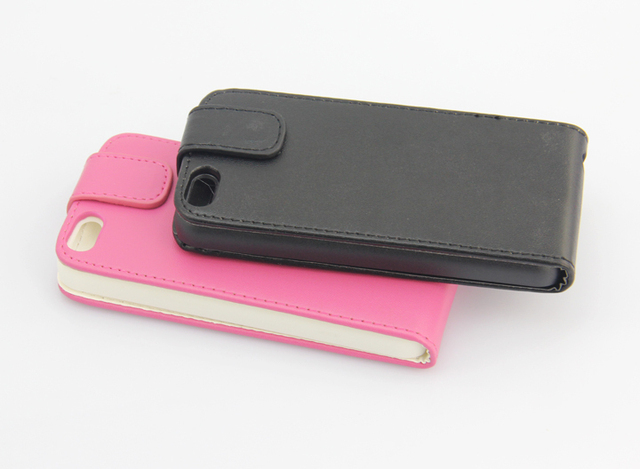 flip Leather Cover Case protective case For iPhone 5C mobile phone