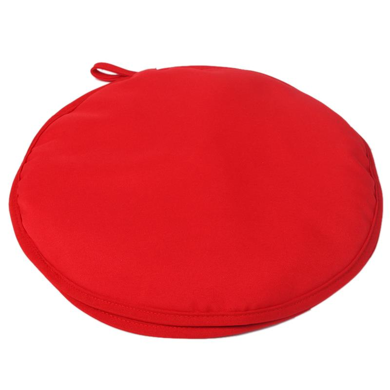 Hot Sale 2016 Round Red Cooker Bag Washable Baked Cooking Roast Potato Microwave kitchen accessories gadget ZQ875528(China (Mainland))