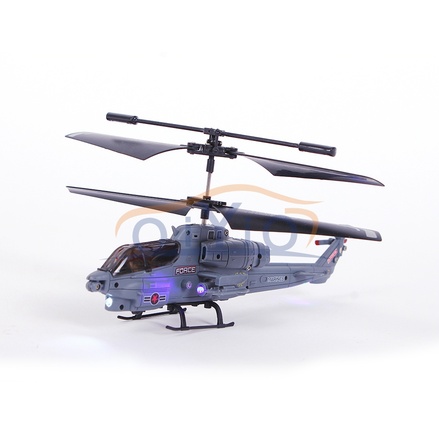 EN71 3 5CH RC Helicopter 3 Colors Remote Control Helicopter Radio Control Metal RC Drones with