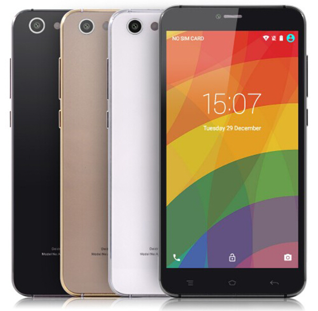 5 5 Android 5 1 MTK6580 Quad Core Mobile Phone 1 3GHz RAM 512MB ROM 4GB