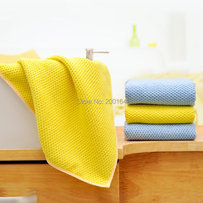 Aliexpress.com : Buy free shipping 3pieces microfiber kitchen ...
