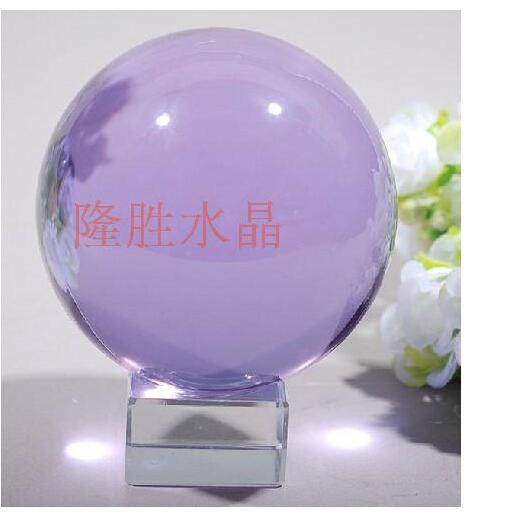 Crystal Ball <font><b>Decoration</b></font> Crystal Ball Sphere <font><b>Home</b></font> <font><b>Decoration</b></font> 40mm Wholesale <font><b>Elegant</b></font> Wedding Gift