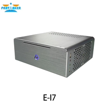 All aluminum gaming pc case for industrial pc/car pc E-i7(China (Mainland))