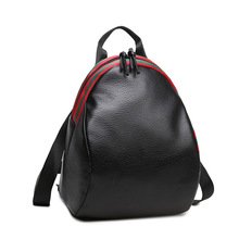 Buy 2017 New Casual Women Backpack Girls Washed Leather Preppy Style School Backpacks Teenage Women Small Travel Bag Black Back for $17.28 in AliExpress store