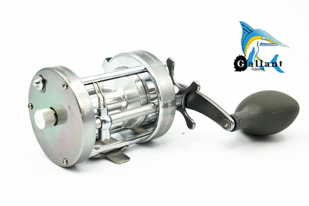 Free shiping balzer brand left hand cl70 drum trolling for Fishing reel brands