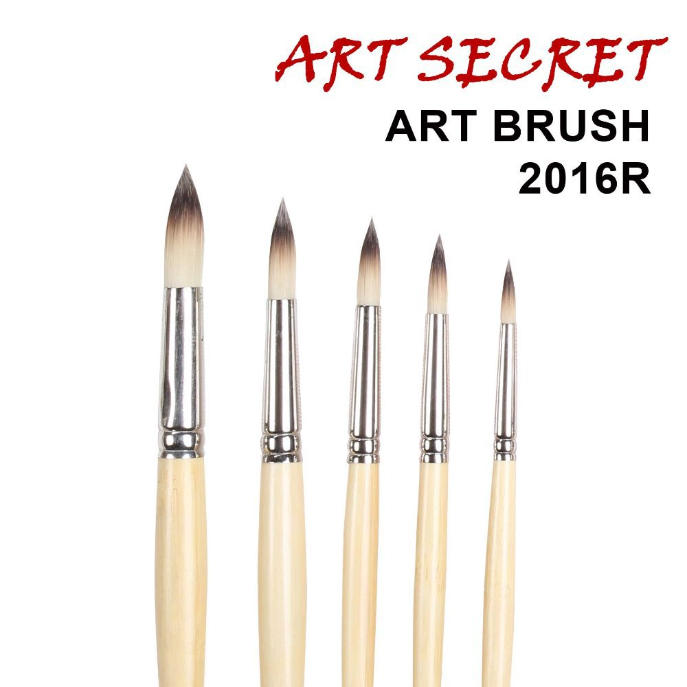 Watercolor Paint Brushes Brushes Acrylic Watercolor
