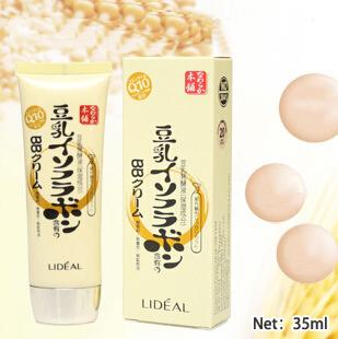 Hot New Brand BB&CC Cream Face Pore Fessional Minimize Concealer DD Cream Moisturizer+Brighten Base Makeup All Skin Face Cream(China (Mainland))
