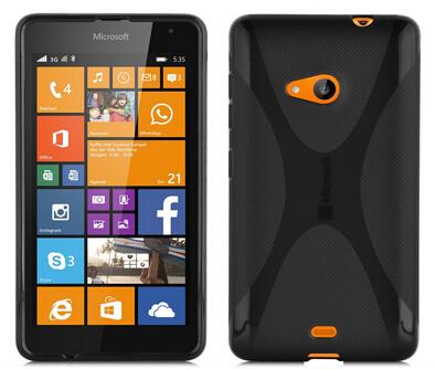Здесь можно купить  For Nokia Lumia 929 Case,Rubber X Line Soft TPU Gel Skin Case For Nokia Lumia 929  Телефоны и Телекоммуникации