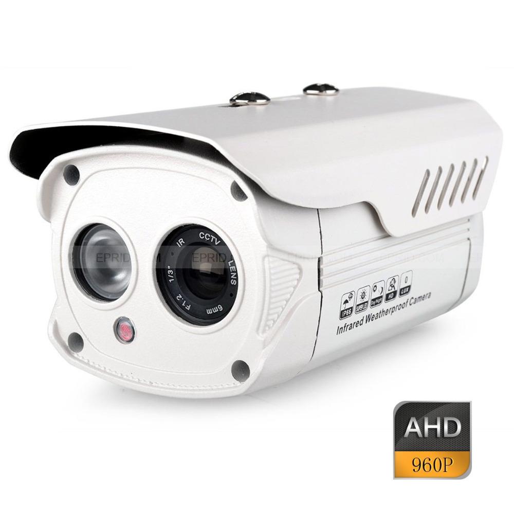 CCTV Security Outdoor Bullet Camera AHD HD 960P 1.3MP 6mm Lens Array IR<br><br>Aliexpress