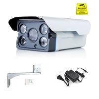 AHD Security Camera 1.3MP Digital HD CCTV Camera 960P Night Vision IR-CUT With Bracket and Power Supply 4pcs/lot Wholesale