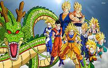 Free shipping Dragon ball Z Goku Super Zeiya japan anime Art Silk Wall huge Poster 38×24″ DB7