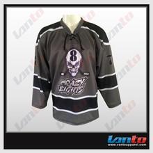 custom sublimation ice hockey jerseys(China (Mainland))