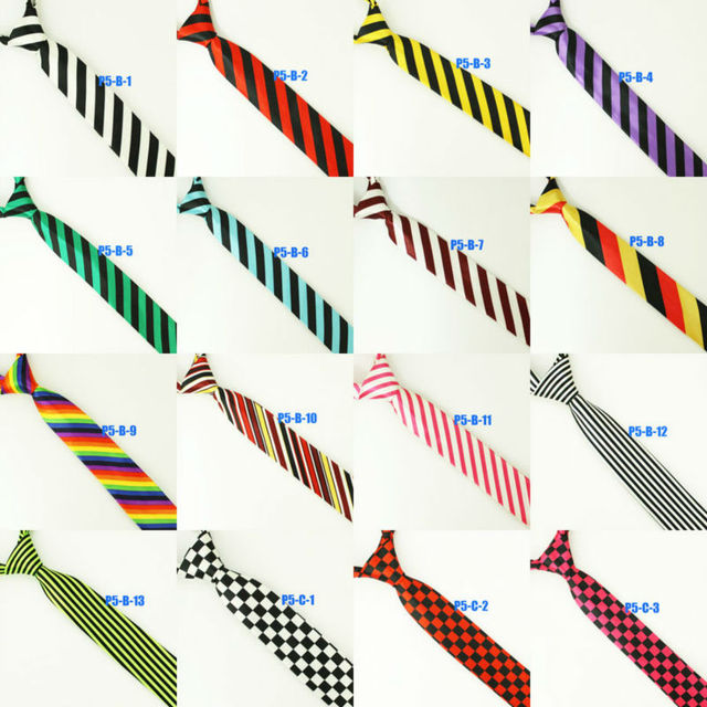High Quality 1PCS Men`s Festival Party Skinny Ties For Men Neck Tie Casual Christmas Gift Casual Neckties 5CM P5-SET Wholesale
