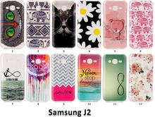 Samsung GALAXY J2 J200 J200F Phone Shell Beautiful panda Cat Background Design Painted Slot Cover Cases - Civilization Co.,Ltd store