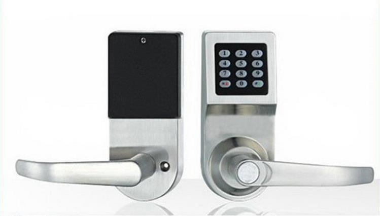 keypad locks door hardware commercial door hardware 2017. Black Bedroom Furniture Sets. Home Design Ideas
