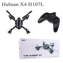 High Quality 100% Original Hubsan H107L X4 2.4G 4CH 6Axis RTF Radio Control Mini RC UFO Quadcopter Toys RC plane Airplane(China (Mainland))
