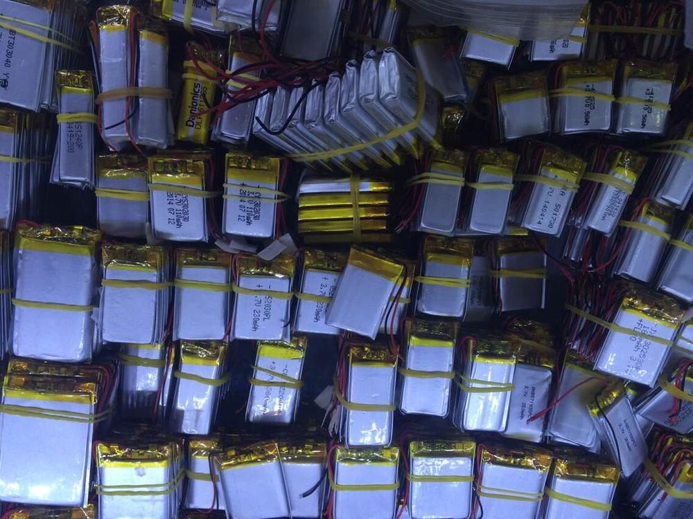 3.7V polymer battery 4057132 / 3000mAh / tablet Laptop / thin elongated lithium batteries(China (Mainland))