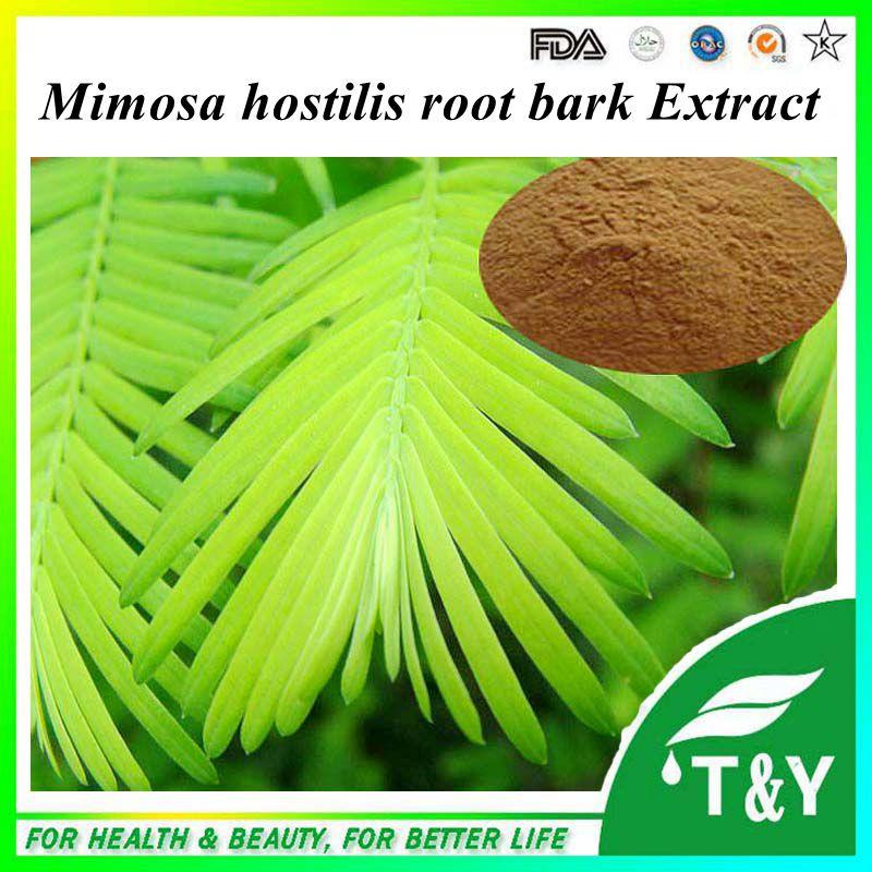mimosa extract/mimosa hostilis powder/mimosa hostilis root bark powder 400G<br><br>Aliexpress