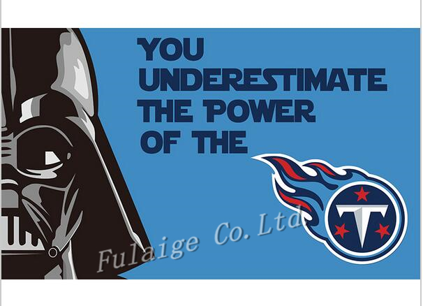 3x5ft Tennessee Titans flag 100D Polyester High Quality Banner Free Shipping(China (Mainland))