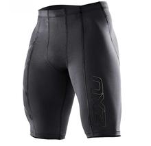 Marque Vêtements Homme Compression Shorts Bord Bermudas Masculin Pantalon Court En Stock Rapide-séchage Livraison gratuite(China (Mainland))