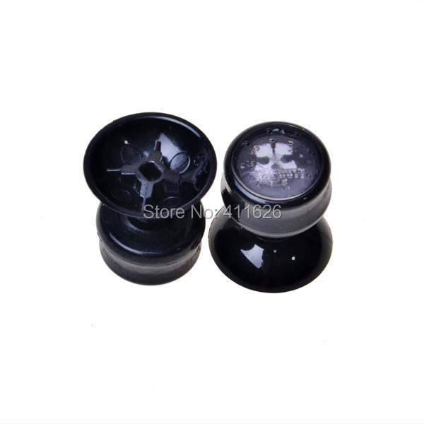 Color Black Thumbsticks Joysticks Cap Shell Mushroom Caps for XBOX One Controller<br><br>Aliexpress