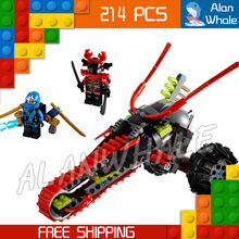 Bela 9792 Phantom Ninja Samurai Warrior Bike aircraft Minifigure Assembled Building Block educational Compatible Lego - Last Canvas store
