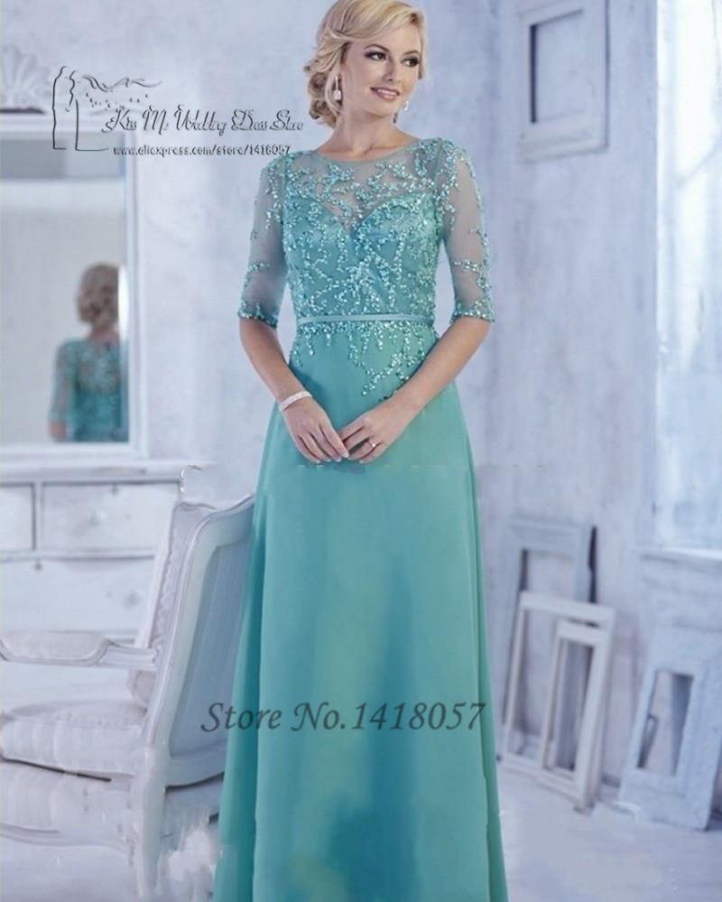 Turquoise Mother Of The Bride Dresses - Wedding Dresses In Redlands