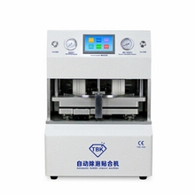 New Arrival TBK 608 Touch Screen Automatic LCD OCA Laminator Machine Debubbler for 12inch Cell Phones with Pump Inside(China (Mainland))
