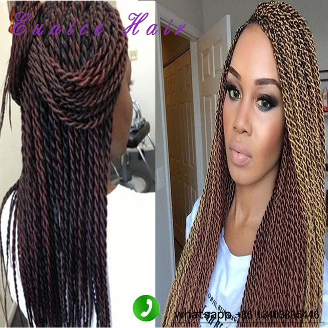 How Many Pack Of Hair Crochet Senegalese Twist