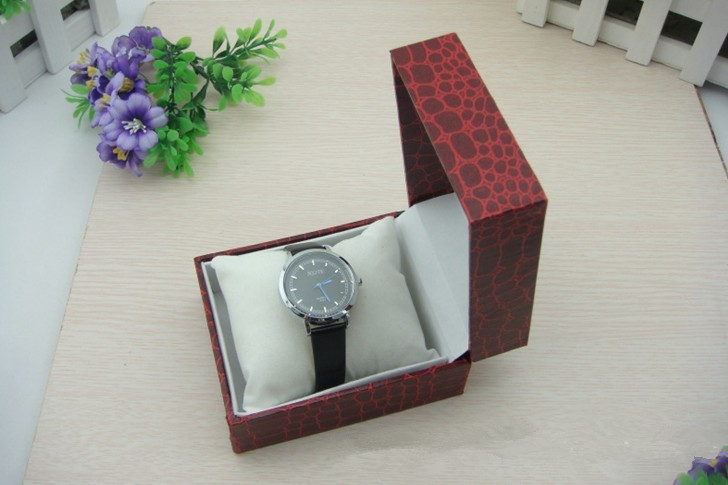 Valentine's day gift, birthday gift, bowknot table boxes, beautiful watch box watch case(China (Mainland))